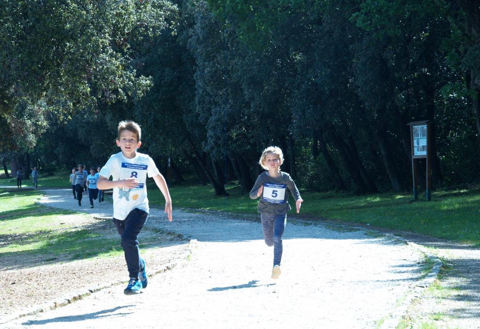 Sportska Hrvatska zupanijsko prvenstvo sSD-a Istre u krosu