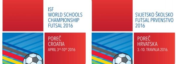 ISF Svjetsko školsko futsal prvenstvo u Hrvatskoj