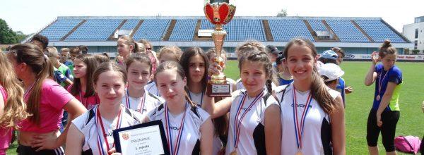 Bilteni natjecanja i priznanja za sudjelovanje na Državnom prvenstvu