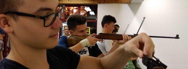 Otvoreno prvenstvo ŠSD-a u streljaštvu
